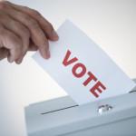 Paper Ballot Voting